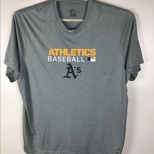 Oakland Athletics Nike short sleeve tee. 3XL